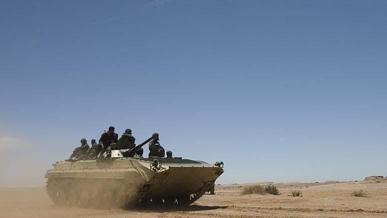 البلاغ العسكري رقم 210 الصادر عن وزارة الدفاع الوطني