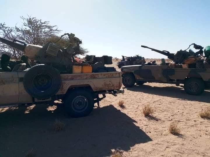 البلاغ العسكري رقم 211 الصادر عن وزارة الدفاع الوطني.