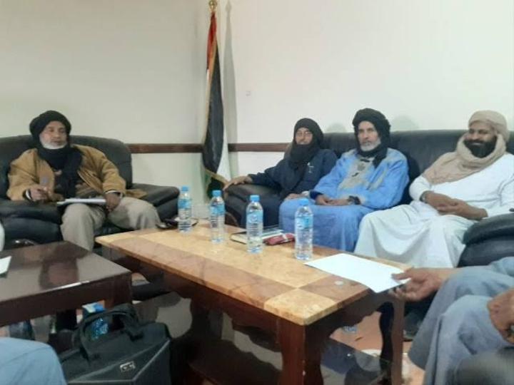 الوزير المنتدب للشؤون الدينية يشرف على اجتماع موسع للتحضير للمحطات القادمة في برنامج الوزارة