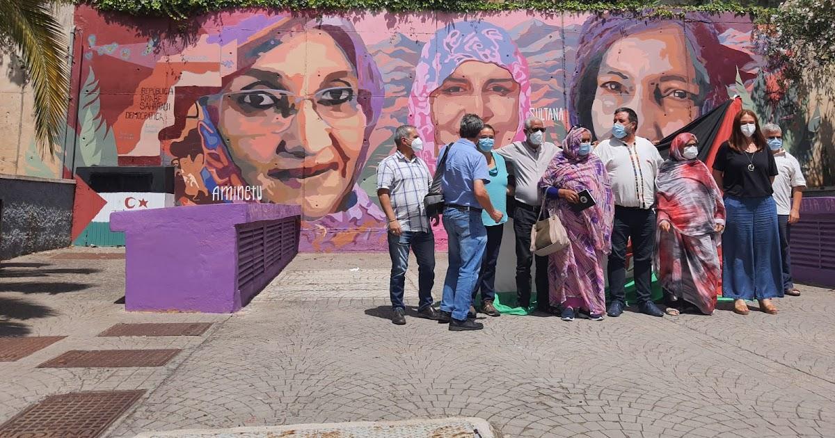 مجموعة من الأحزاب السياسية الكنارية تعقد لقاءات تنسيقية مع تمثيلية الجبهة بكناريا