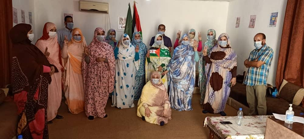 وزارة الشؤون الاجتماعية وترقية المرأة الصحراوية تحتفل باليوم الأفريقي للمرأة