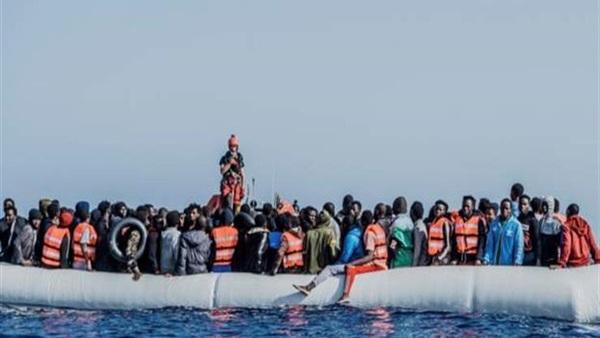 مصرع 42 مهاجرًا في غرق قارب بعد مغادرته الصحراء الغربية بفترة وجيزة