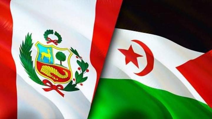 الجمهورية الصحراوية وجمهورية البيرو تستأنفان علاقاتهما الديبلوماسية