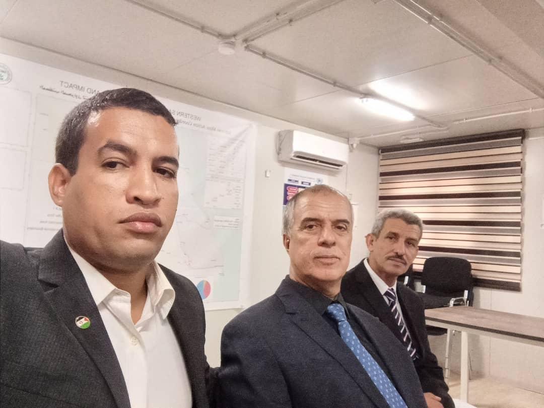 الجمهورية الصحراوية تشارك في اجتماع قدرة شمال أفريقيا حول المكون الشرطي