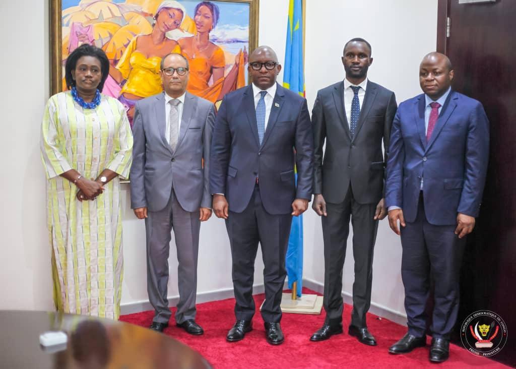 دبلوماسي صحراوي على راس وفد افريقي في مهمة خاصة الى جمهورية الكونغو الديمقراطية