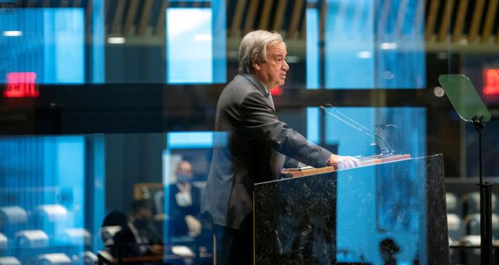 المغرب يبلغ موافقته إلى الأمين العام للأمم المتحدة لتعيين مبعوثه الشخصي إلى الصحراء الغربية