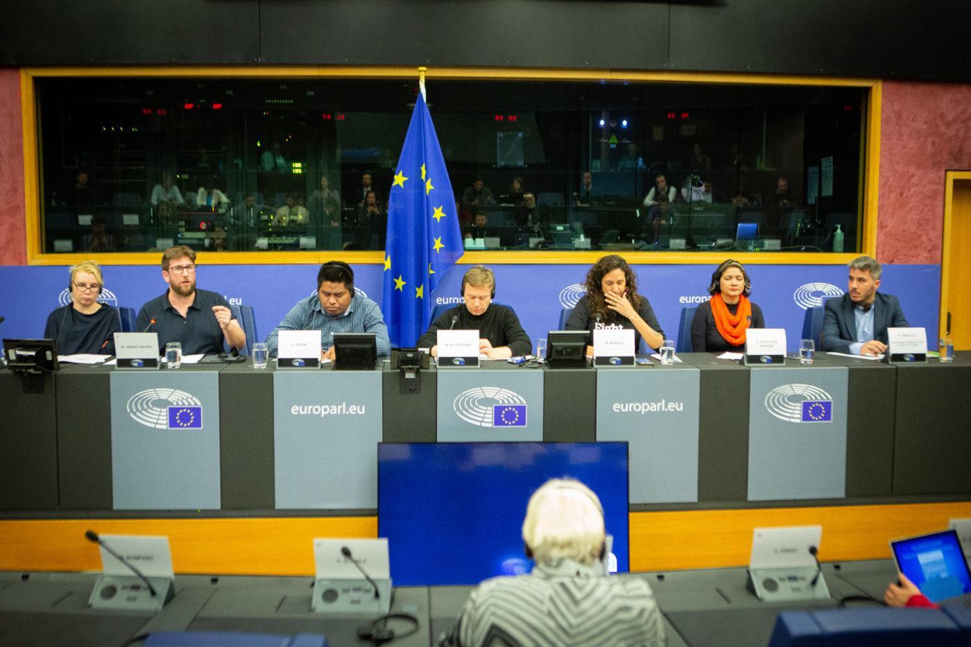 البرلمان الأوروبي: ترشيح سلطانة خيا لجائزة ساخاروف إبراز لوضعية النشطاء الصحراويين وكسر لصمت أوروبا تجاه القضية الصحراوية