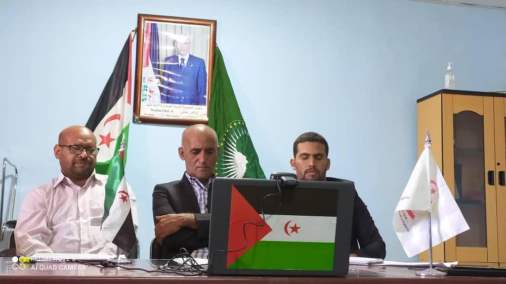 الجمهورية الصحراوية تشارك في اجتماع المنطقة التنموية لمجلس الرياضة للإتحاد الأفريقي