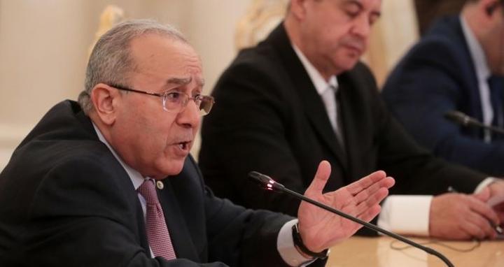 وزير خارجية الجزائر يبحث مع غوتيريش أزمة الصحراء الغربية