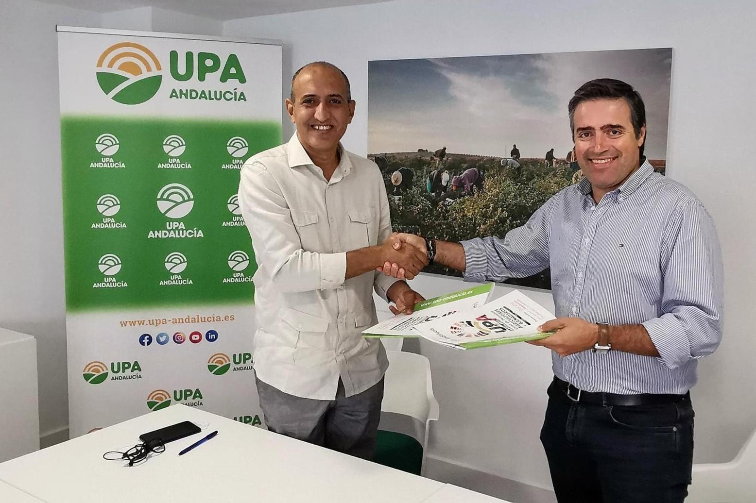 تطبيقا لحكم محكمة العدل الأوروبية: جبهة البوليساريو توقع اتفاقية مع منظمة المزارعين ومربي المواشي الإسبانية