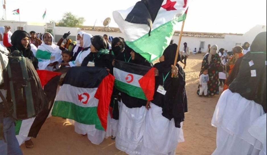 توافد مئات الأجانب على مخيمات اللاجئين الصحراويين للمشاركة في تخليد الذكرى 46 للوحدة الوطنية (12 أكتوبر)