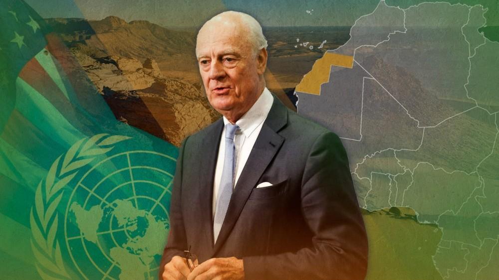 تعيين دي ميستورا: تفاؤل دولي بتجاوز المأزق الذي تشهده قضية الصحراء الغربية منذ سنوات