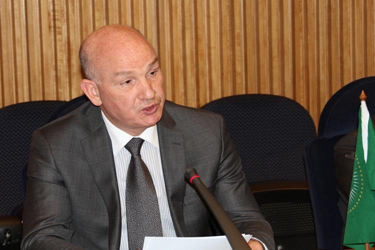 اسماعيل شرقي: ما زال الاتحاد الافريقي ينتظر رأي المستشار القانوني للأمم المتحدة بشأن فتح قنصليات غير شرعية في الصحراء الغربية المحتلة