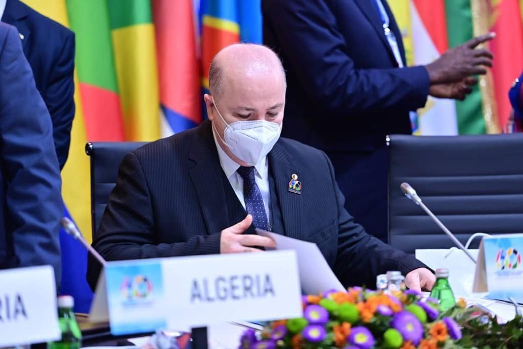 """الجزائر تشيد بموقف حركة عدم الانحياز """"المبدئي و الثابت"""", المؤيد لحق الشعب الصحراوي في تقرير المصير"""