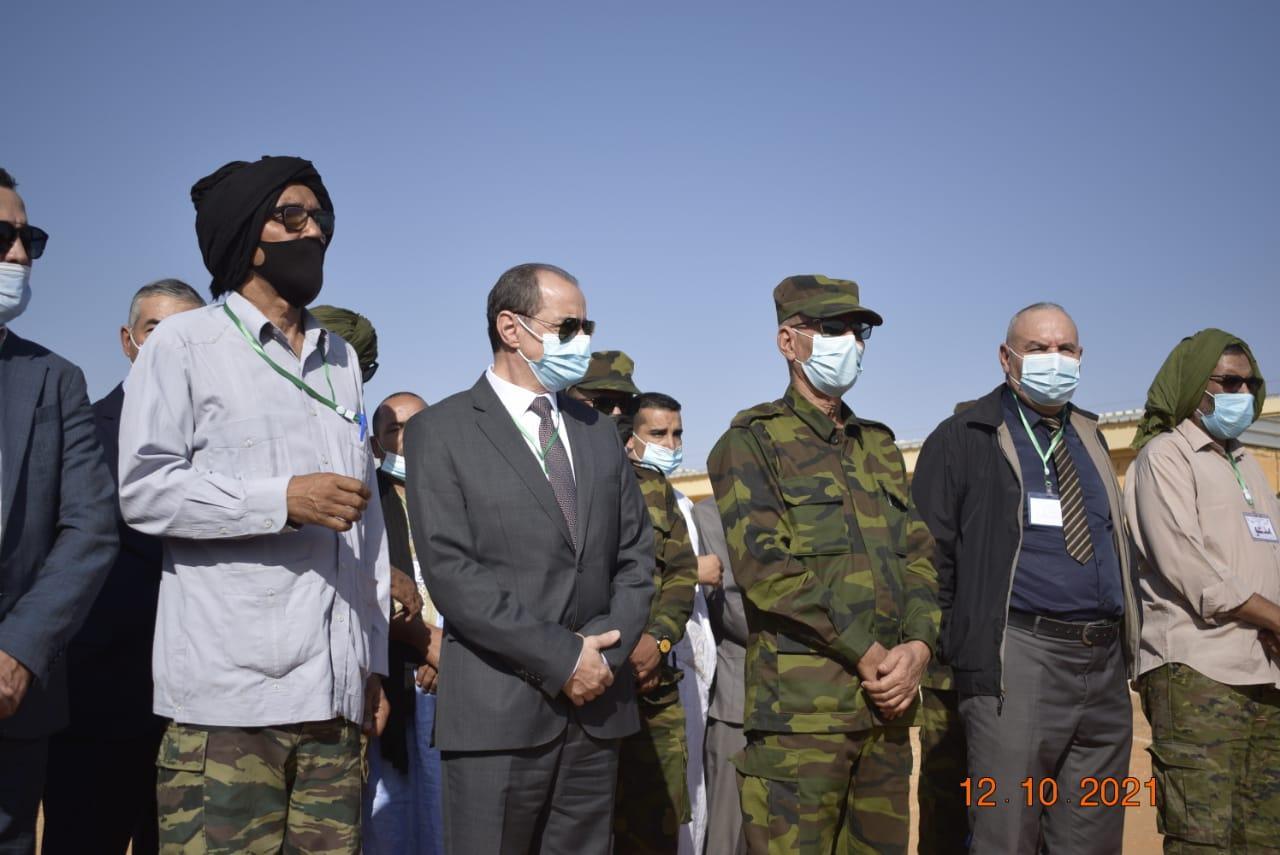 الشعب الصحراوي يحيي ذكرى الوحدة الوطنية وولاية الداخلة تحتضن الاحتفالات الرسمية
