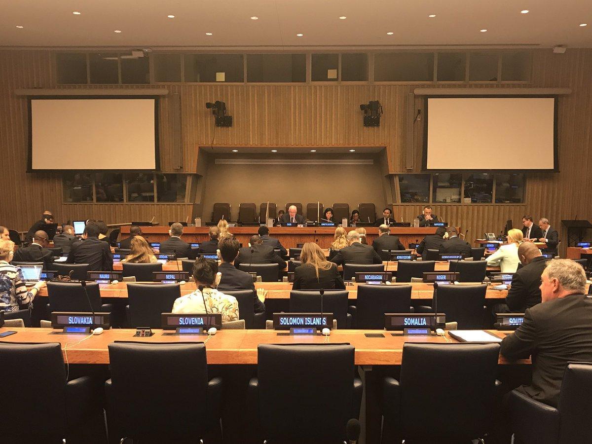 اللجنة الرابعة: الصحراء الغربية قضية تصفية استعمار واحتلال مغربي غير مشروع