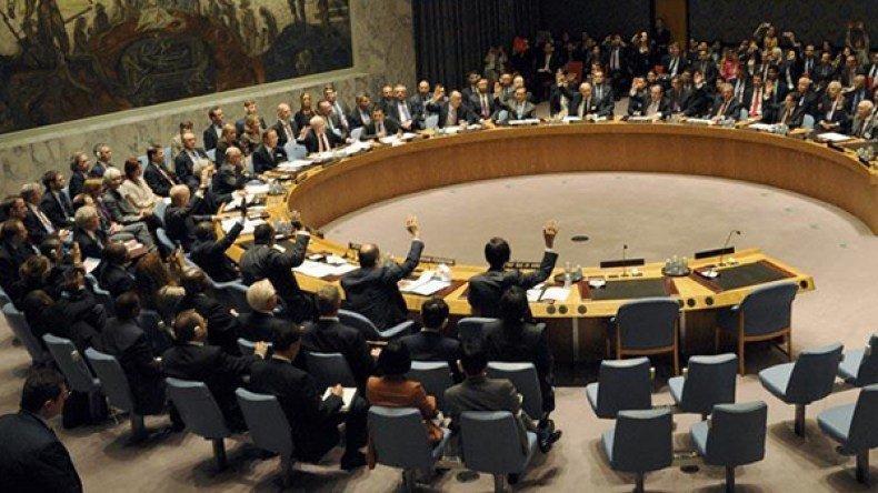 بعثة تنظيم استفتاء الصحراء الغربية أمام مجلس الأمن