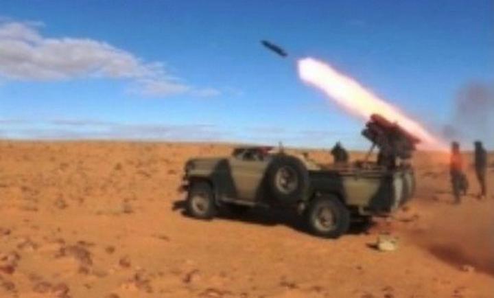 الجيش الصحراوي يشن هجمات جديدة على جنود الاحتلال المغربي بقطاعات متفرقة من جدار العار