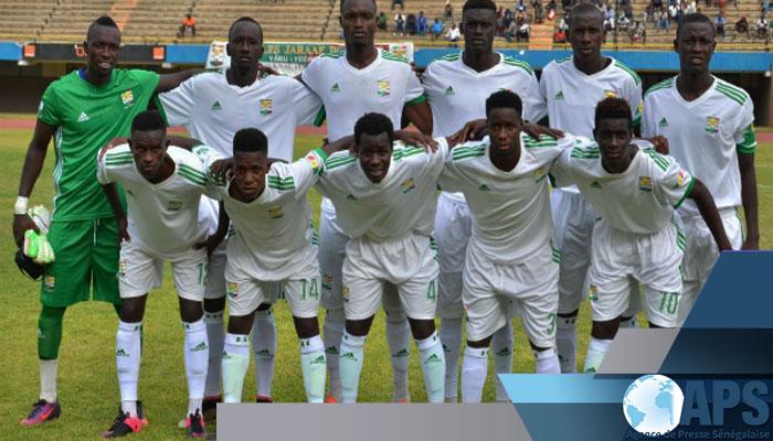 Coupe de la CAF: le Jaraaf se qualifie pour le prochain tour