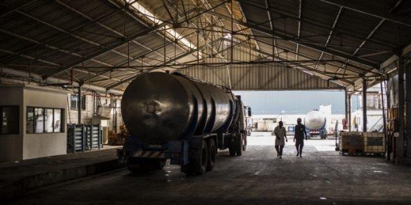 Sénégal : des stocks massifs de nitrate d'ammonium dans le port de Dakar suscitent l'inquiétude