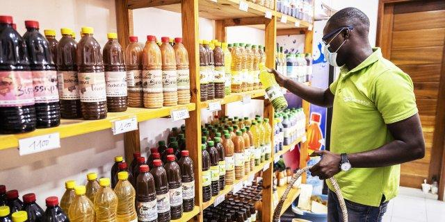 Le made in Sénégal pour «décoloniser l'assiette»
