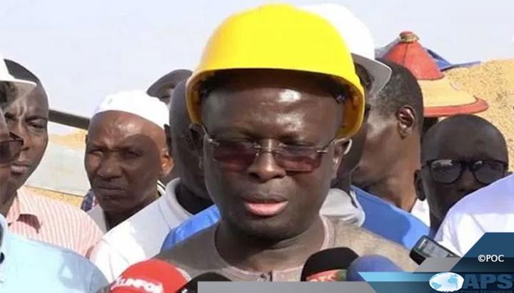 Graines d'arachide: plus de 46.000 tonnes collectées, selon Modou Diagne Fada
