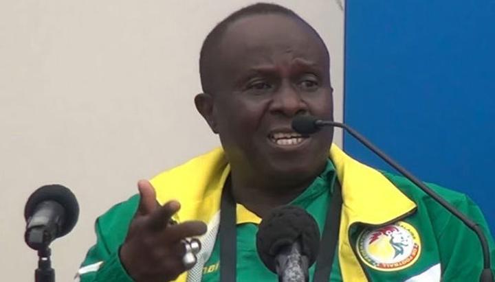 Joseph Koto se verrait plus à la tête d'une équipe nationale que d'un club