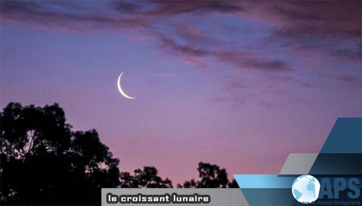 Un Comité provisoire pour l'observation du croissant lunaire