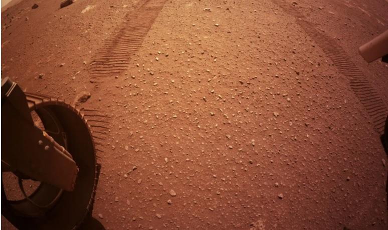 Sur Mars, la NASA est parvenue à fabriquer de l'oxygène