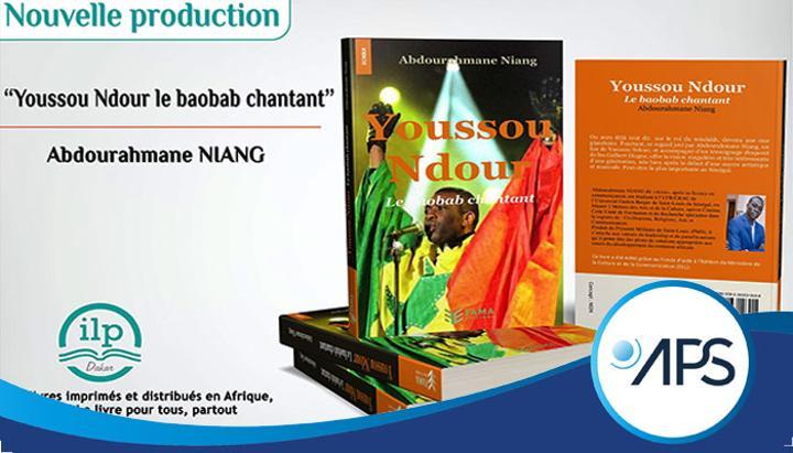 ''Youssou Ndour, Le baobab chantant'', livre d'un étudiant consacré à la star du mbalax