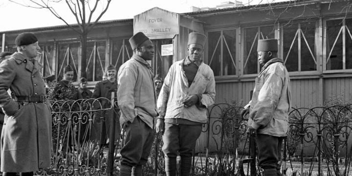 «Frères de l'ombre» : ces tirailleurs sénégalais trop souvent oubliés