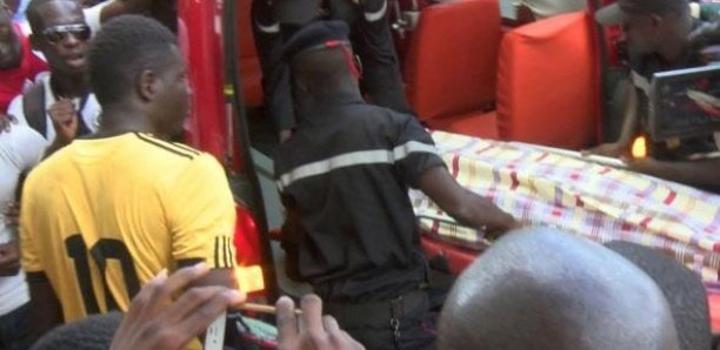 Kaolack : 3 morts et 7 blessés dans une collision