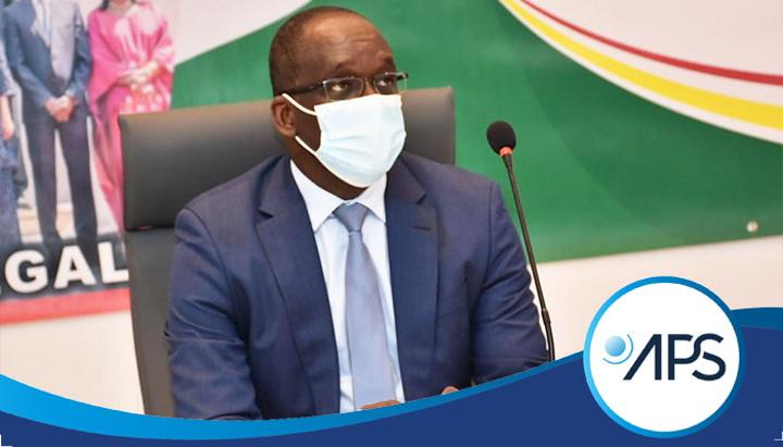 Diouf Sarr prône la mise sur le marché d'aliments sûrs et compétitifs