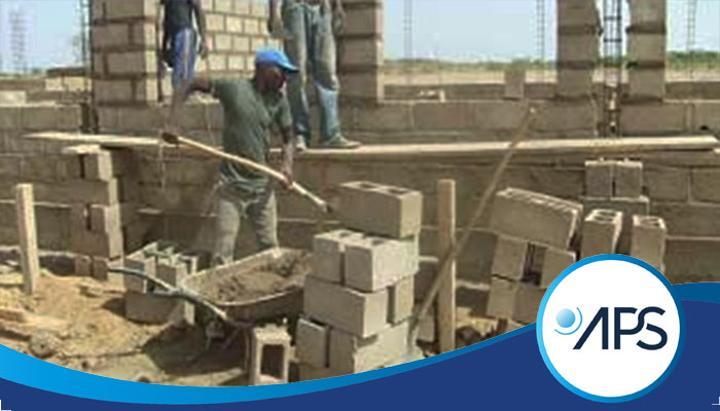 Louga: près de 100 jeunes seront formés aux métiers de briquetier et de briqueteur-maçon