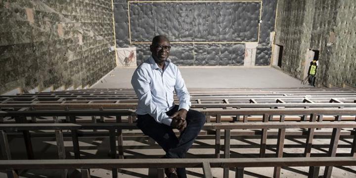 À Dakar, le cinéma fait son retour en version XXL