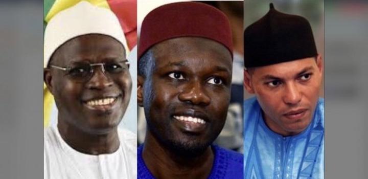 Grande coalition de l'opposition : Sonko prône l'ouverture, le PDS et Khalifa Sall réticents