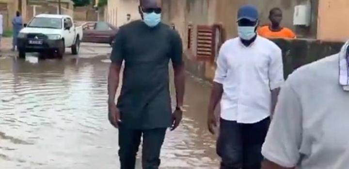 Gestion des Inondations à Tivaouane : Le mouvement And Défar dénonce une manipulation politique du maire