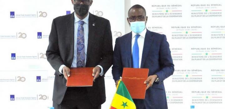 La République du Sénégal signe l'Accord de Participation de l'ACA