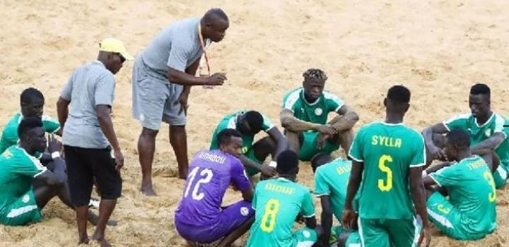 Mondial Beach Soccer : Le Sénégal tombe devant Oman