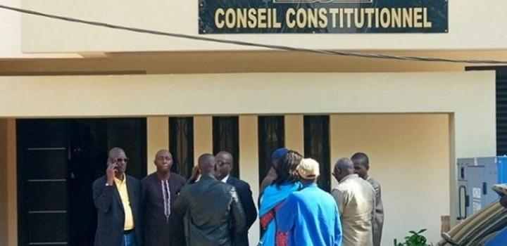 Conseil constitutionnel : Les nouveaux Sages appelés à «veiller à l'équilibre des pouvoirs»