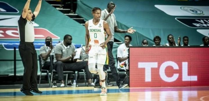 AfroBasket 2021 : La très grosse performance de Papi Brancou Badio face à l'Ouganda