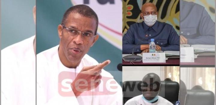 Sale temps au PS : La guerre des trois (Alioune Ndoye, Serigne Mbaye Thiam, et Jean Baptiste Diouf) fait rage !