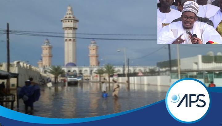 Touba: Le Khalife général des mourides offre 50 millions aux victimes des inondations