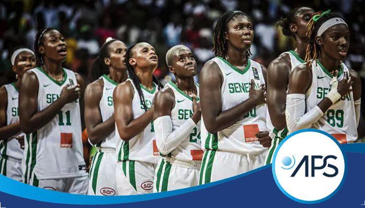 Afrobasket féminin: les Lionnes du Sénégal se qualifient aux quarts de finale