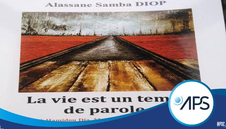 Le journaliste Alassane Samba Diop publie ''La vie est un temps de parole''