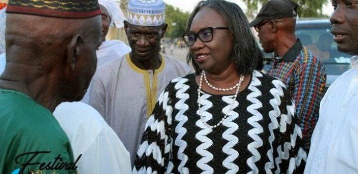 Élections locales : Aissatou Sophie Gladyma investie à Joal-Fadjouth