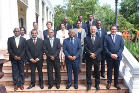 13 short biographies for Seychelles' new 13-member Cabinet of ministers