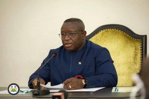 Focus on Sierra Leone's economy