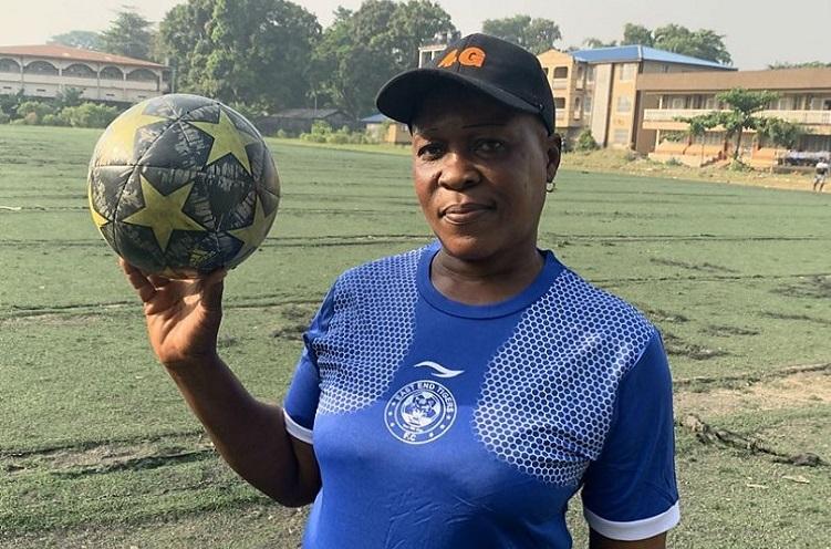 SLFA appoints first female national football coach in Sierra Leone