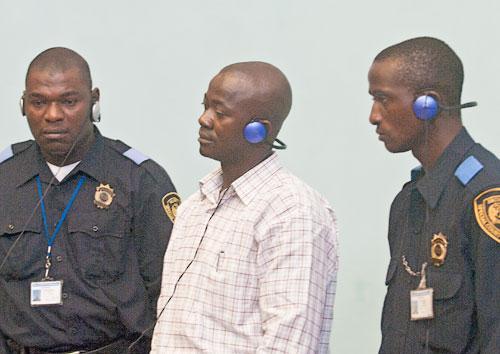 Former rebel leader – Augustine Gbao has arrived in Sierra Leone a free man